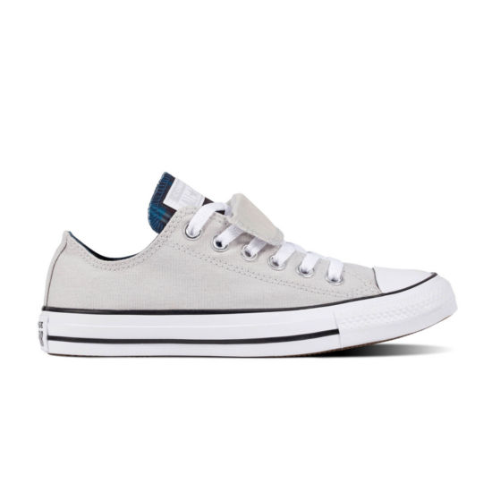 Converse Converse Double Tongue Ox Womens Sneakers Lace-up