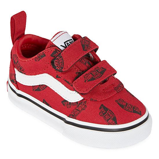 Vans Ward Toddler Boys Skate Shoes