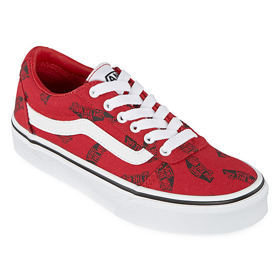 Vans Ward Boys Skate Shoes