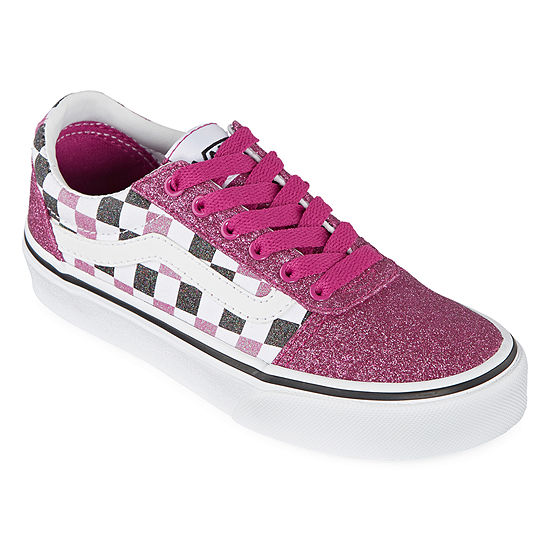 Vans Ward Girls Skate Shoes