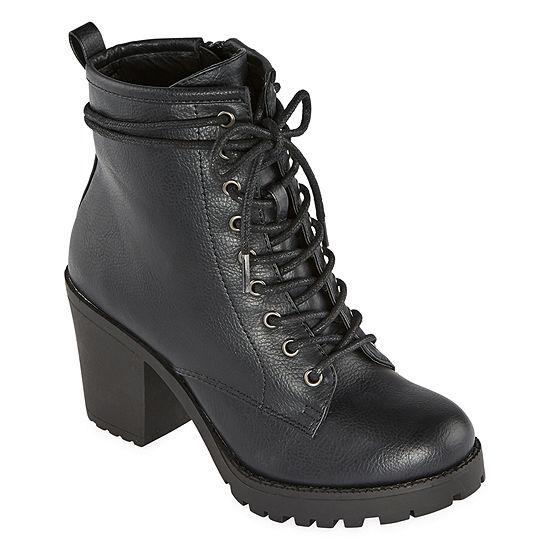 Zigi Girl Womens Kensia Block Heel Booties