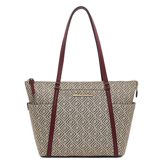 Liz Claiborne Lona Tote Bag