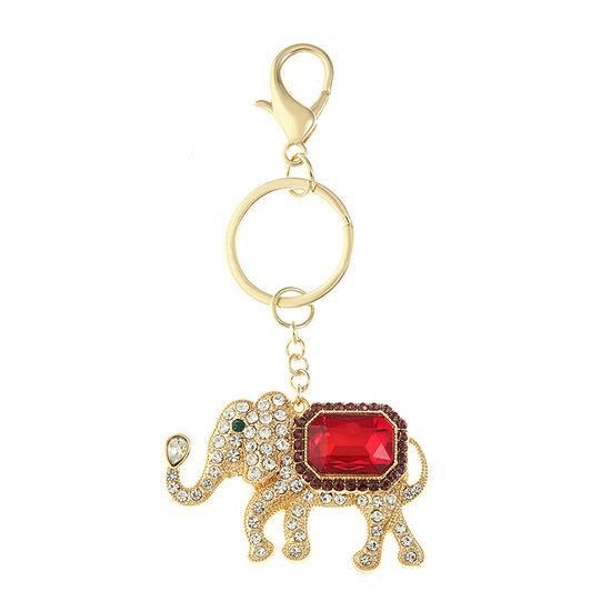 Monet Jewelry Elephant Key Chain