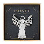 Monet Jewelry White Pin