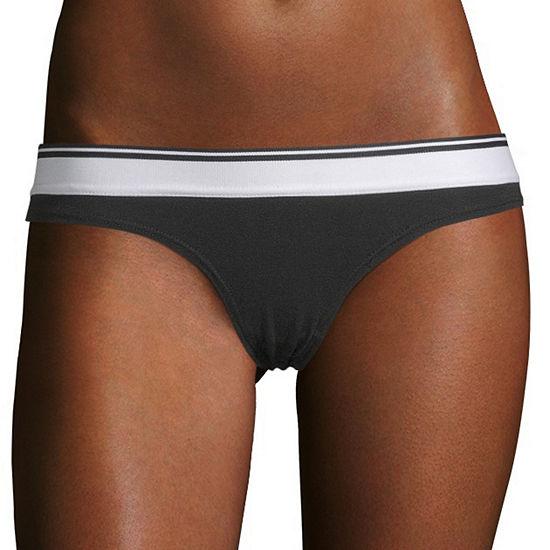 Flirtitude® Wide Elastic Cheeky Panties