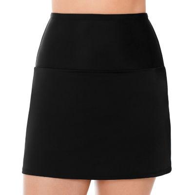St. John's Bay Swim Skirt Swimsuit Bottom