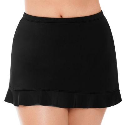 St. John's Bay Womens Swim Skirt