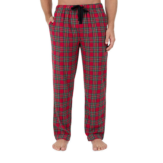 IZOD Mens Flannel Pajama Pants