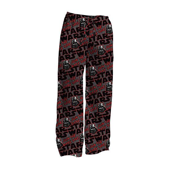 Mens Microfleece Pajama Pants Star Wars
