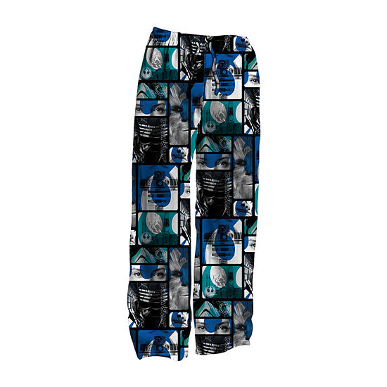 Mens Tall Microfleece Star Wars Pajama Pants