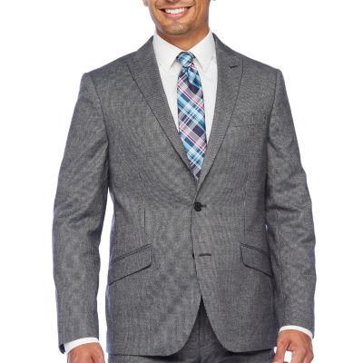 The Savile Row Co Super Slim Fit Stretch Suit Jacket
