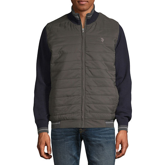 U.S. Polo Assn. Midweight Quilted Jacket
