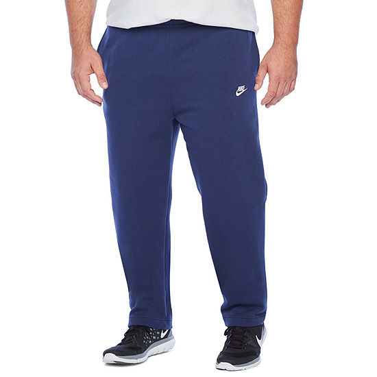 Nike Big and Tall Mens Open Hem Pant