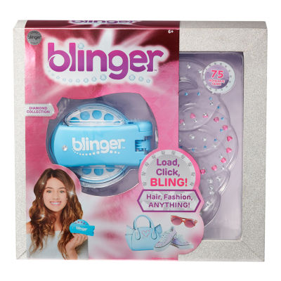 Blinger Diamond Collection Glam Styling Tool (Style/Colors Vary)