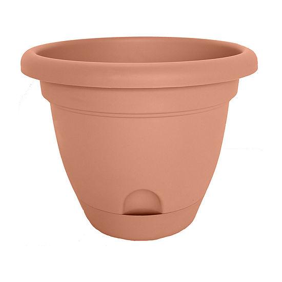 """Bloem Lucca Self Watering 10"""" Planter"""""""