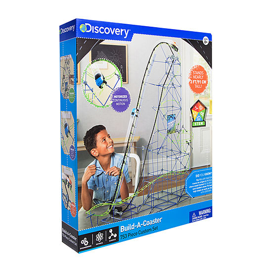 Discovery Kids Building Set