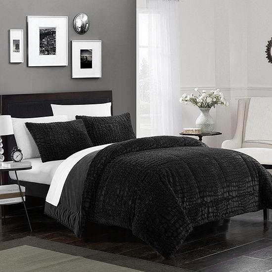 Chic Home Alligator Comforter Set