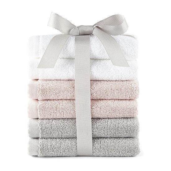 Morgan 6pc Washcloth Set