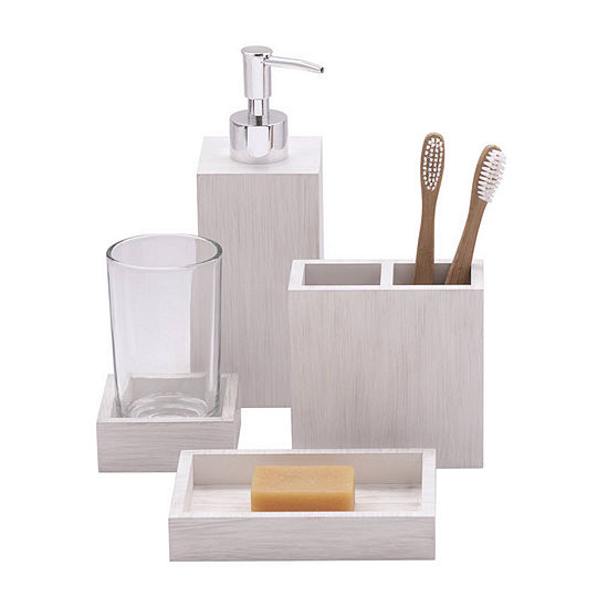 Beach House 4-pc. Bath Accessory Set