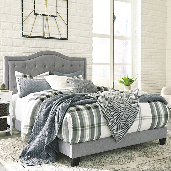Signature Design by Ashley® Jerary Upholstered Bed