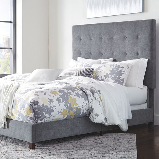 Signature Design By Ashley® Dolante Upholstered Bed