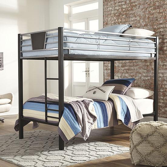 Signature Design by Ashley® Daegan Bunk Bed