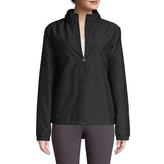 St. John's Bay Active Water Resistant Lightweight Jacket