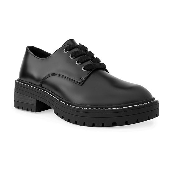 Sugar Womens Kaelie Oxford Shoes