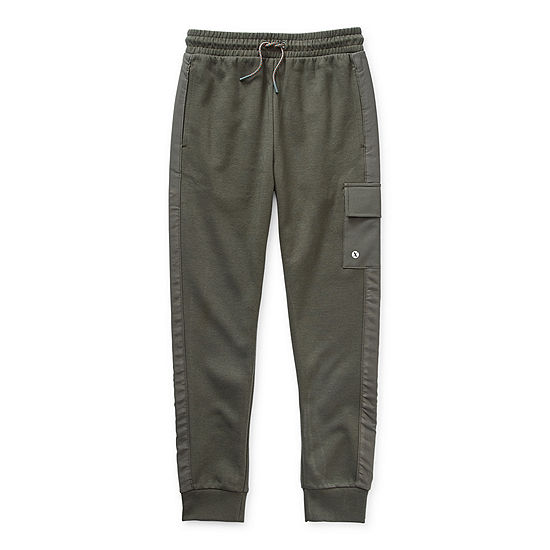 Xersion Little & Big Boys Cuffed Cargo Pant