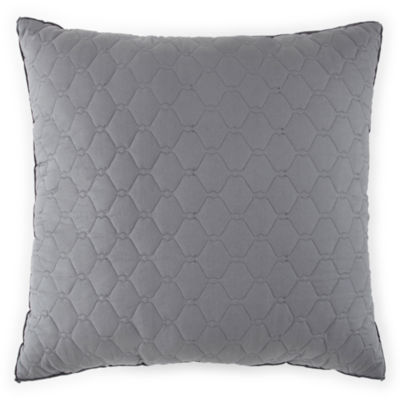 Liz Claiborne® Silhouette Quilted Euro Pillow