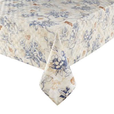 Elegant This Review Is FromReflections Cherry Blossoms Tablecloth.