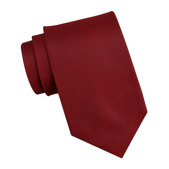 Collection by Michael Strahan Solid Silk Tie