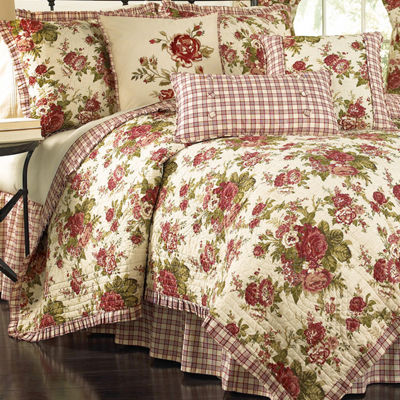 Waverly® Norfolk Reversible Qulit Set