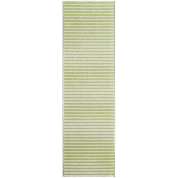 Momeni® Baja Stripe Indoor/Outdoor Runner Rug