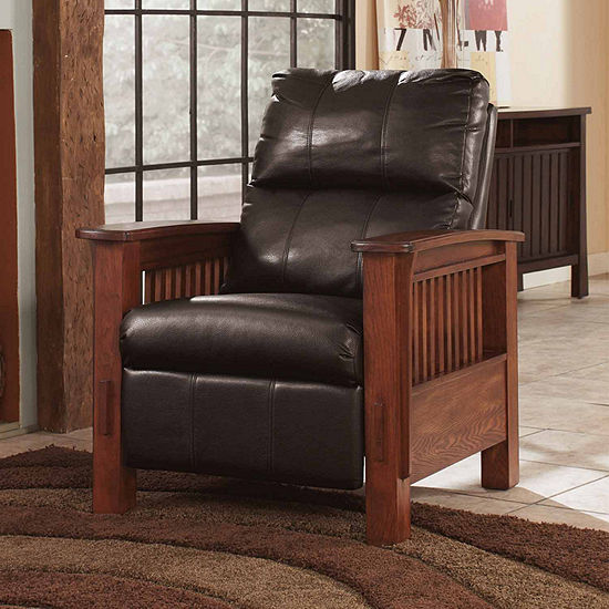 Signature Design by Ashley® Santa Fe High Leg Recliner