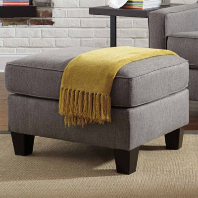 Signature Design by Ashley® Brindon Ottoman - Benchcraft®