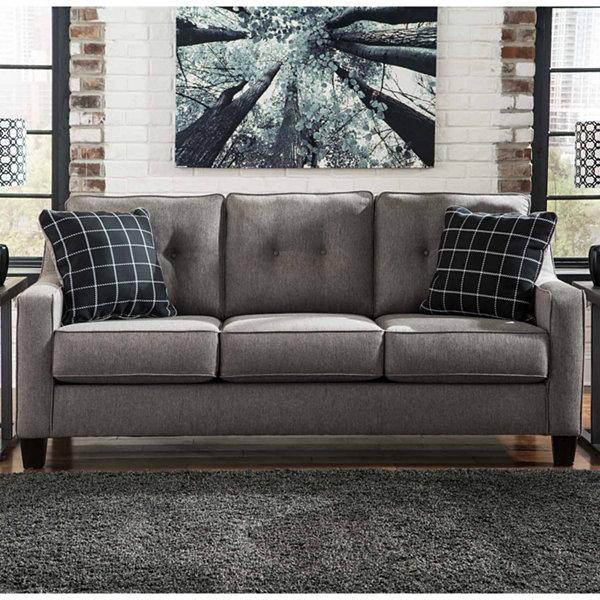 Signature Design by Ashley Brindon Queen Sleeper Sofa