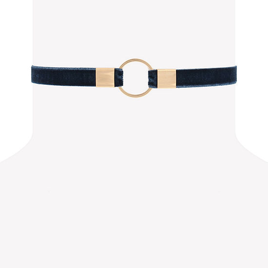 City Streets 12 Inch Round Choker Necklace