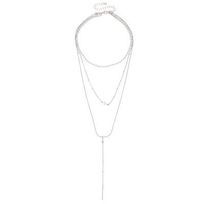 Decree Semisolid 18 Inch Chain Necklace