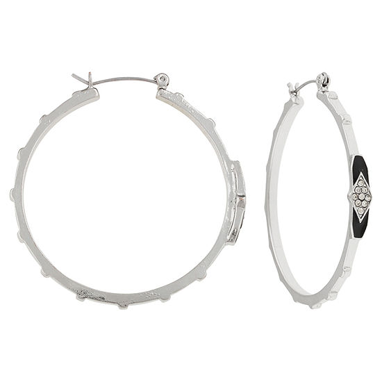 Mixit 1 Pair Hoop Earrings
