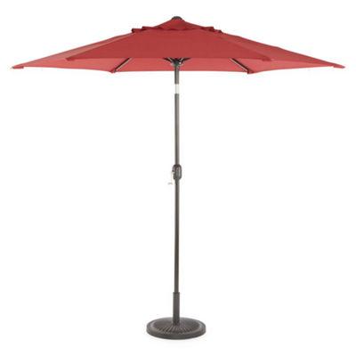 Outdoor Oasis 9 Ft Cranktilt Market Patio Umbrella Jcpenney