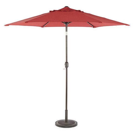 outdoor oasis 9 cranktilt market patio umbrella - Umbrella Patio