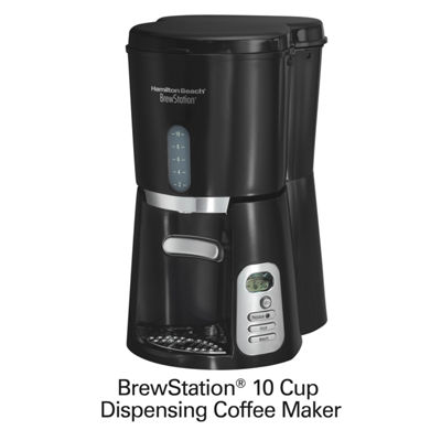 Hamilton Beach Brew Station 10-Cup Dispensing Coffee Maker