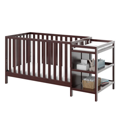 Storkcraft Pacific 4-In-1 Baby Crib