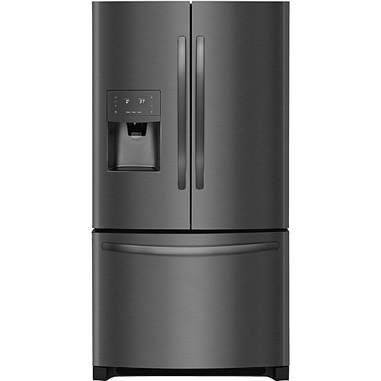 Frigidaire Energy Star 26 8 Cu Ft French Door Refrigerator