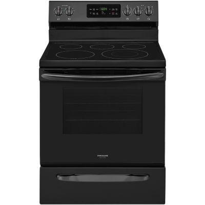 """Frigidaire Gallery Freestanding 30"""" Electric Range Convection"""