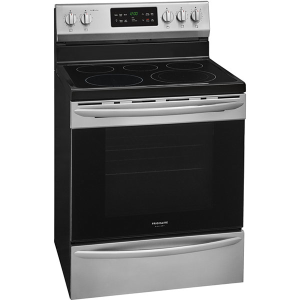 "Frigidaire Gallery Freestanding 30"" Electric Range Convection"