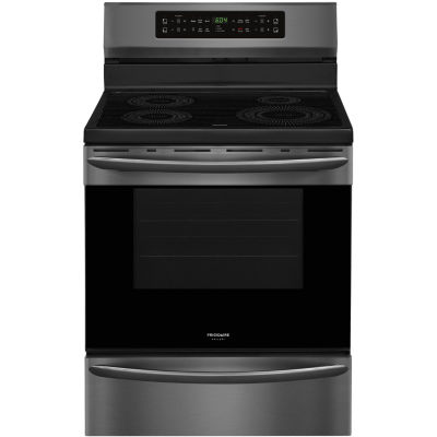 """Frigidaire Gallery Freestanding 30"""" Induction Range Convection"""