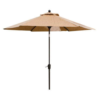 Hanover Traditions And Monaco Patio Umbrella