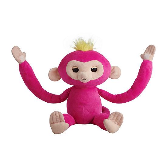 Fingerling Hugs Monkey